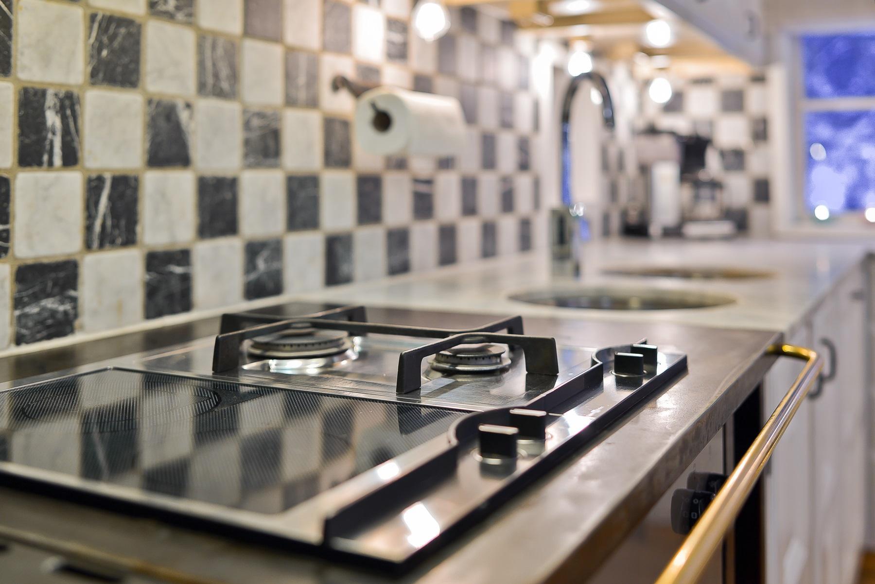 Detalj kök